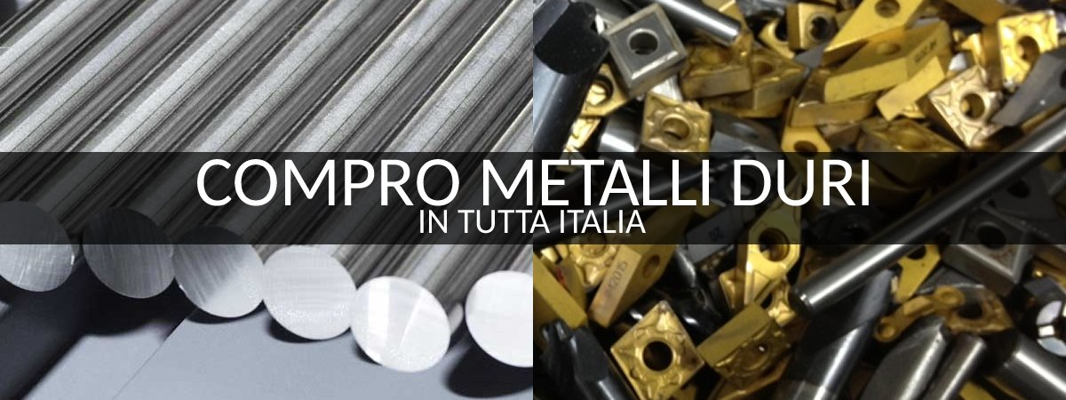 Acquisto Metallo Duro Prato - a Prato. Contattaci ora per avere tutte le informazioni inerenti a Acquisto Metallo Duro Prato, risponderemo il prima possibile.