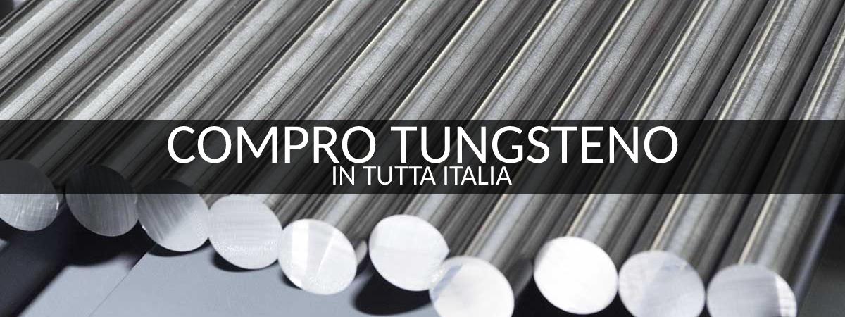Compro Tungsteno Lecce - a Lecce. Contattaci ora per avere tutte le informazioni inerenti a Compro Tungsteno Lecce, risponderemo il prima possibile.