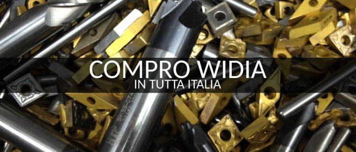 Acquisto Widia Piacenza