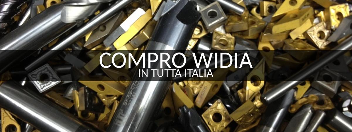 Compro Widia Sona - a Sona. Contattaci ora per avere tutte le informazioni inerenti a Compro Widia Sona, risponderemo il prima possibile.